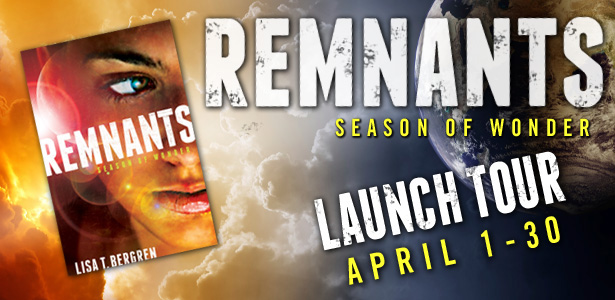 Remnants Banner for Launch Tour
