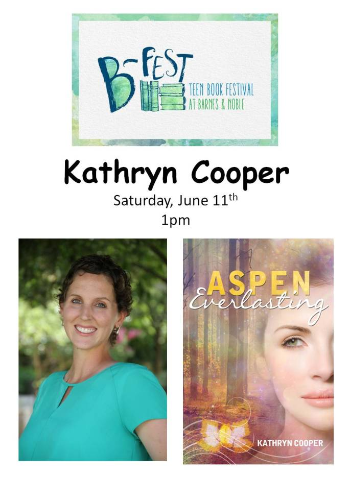 Author Visit poster-6-11-16