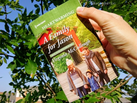 book read- a family for jason